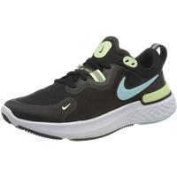 Nike React Miler W black/glacier ice/barely volt 40