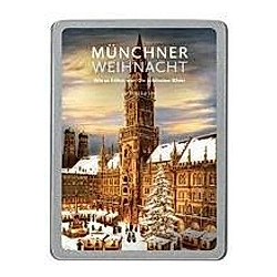 Müncher Weihnacht, 20 Postkarten
