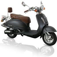 Alpha Motors Retro Firenze 50 ccm 45 km/h schwarz/braun