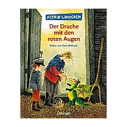 Der Drache mit den roten Augen. Astrid Lindgren  - Buch