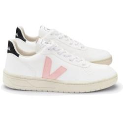 Veja - V10 Cwl White Petale Black - Sneakers - Größe: 40