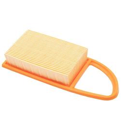 vhbw Filter passend für Stihl BR500, BR550, BR600, BR600 Magnum Laubbläser, Rucksackgebläse; 13,2 x 8,4 x 3,2cm Luftfilter
