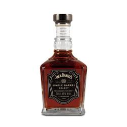 Jack Daniel's Single Barrel Select Tennessee Whiskey 0,7L (45% Vol.)