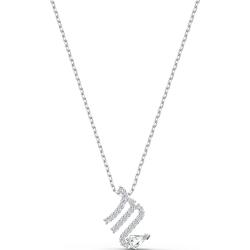 Swarovski Swarovski Damen-Kette Metall Jungfrau Jungfrau 32014270