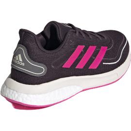 adidas Supernova K noble purple/noble purple/shock pink 40