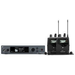 Sennheiser EW IEM G4-TWIN-E Wireless In Ear E-Band