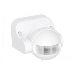 Infrarot-Bewegungsmelder CR-1 weiß 180° Bewegungsschalter GTV 8160