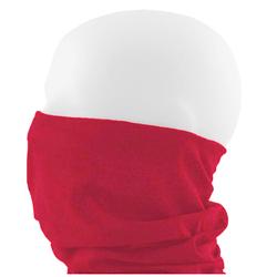 Multifunktionstuch Schlauchtuch Halstuch Motorrad - Pure Red