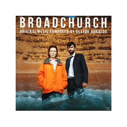 Arnor Dan - Broadchurch (CD)