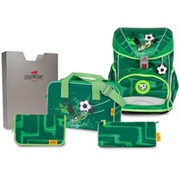 DerDieDas ErgoFlex Superlight 5-tlg. green goal
