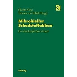 Mikrobieller Schadstoffabbau - Buch