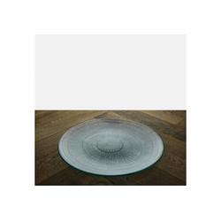 "the way up Geschirr Teller XL-""Sofia"" 28 cm aus Recycling-Glas (100 % Altglas)"