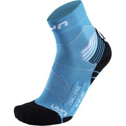 Uyn Trail Challenge Run - Laufsocken Trailrunning - Damen Light Blue