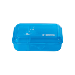 Step by Step Lunchbox, Polypropylen, Polypropylen blau