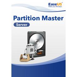 EaseUS Partition Master 15 Server