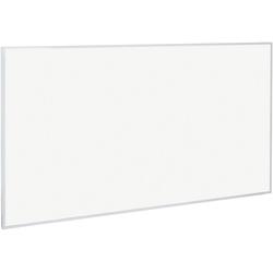 EL FUEGO Infrarotheizung 580 W, 59 x 100 cm, inkl. Thermostat weiß