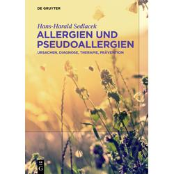 Allergien und Pseudoallergien: Buch von Hans-Harald Sedlacek