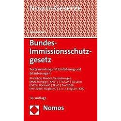 Bundes-Immissionsschutzgesetz. Klaus Hansmann  - Buch