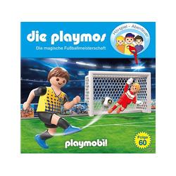 Die Playmos - (60)Die Magische Fußballmeisterschaft (CD)