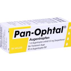 PAN Ophtal Augentropfen