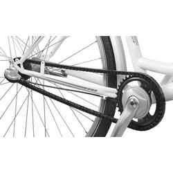 M-Wave Fahrradkette Ketten- und Hosenschutz Chain Cage schwarz, für 1