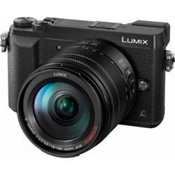 Panasonic DMC-GX80HEGK Systemkamera 16 Megapixel Schwarz
