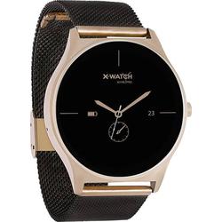 X-WATCH JOLI XW PRO black / gold Smartwatch Schwarz