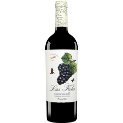 Chivite las Fieles Garnacha 2015 0.75L 14% Vol. Rotwein Trocken aus Spanien