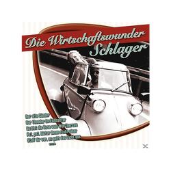 VARIOUS - Die Wirtschaftswunder Schlager (CD)