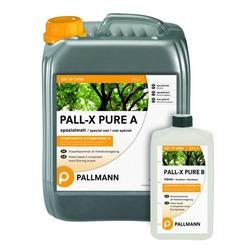 Pallmann PALL-X PURE 2-K Parkettversiegelung 5.5 Liter