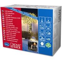 Konstsmide 3609-103 Micro-Lichterkette Außen netzbetrieben Anzahl Leuchtmittel 20 LED Warmweiß Bel