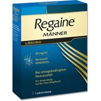 Regaine Männer Lösung 3 x 60 ml