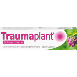 TRAUMAPLANT Schmerzcreme 50 g
