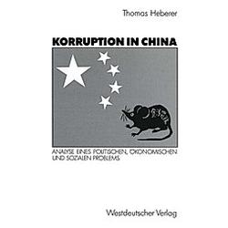 Korruption in China. THomas Heberer  - Buch