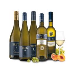 Ernst Bretz Weißwein-Probierpaket trocken