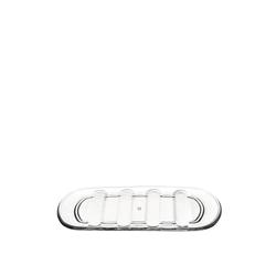 montana-Glas Servierplatte Vorlegeplatte brunch, Glas, (1-tlg)