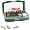 Bosch BOSCH Bit-Set 32-teilig
