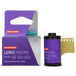 LOMOGRAPHY LomoChrome Purple 2019 100-400 135-36
