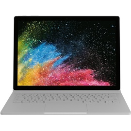 Microsoft Surface Book 2 13.5 i5 1.7GHz 8GB RAM 256GB SSD Wi-Fi Silber