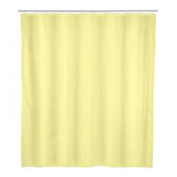 dynamic24 Duschvorhang, Duschvorhang PEVA 120x200 cm Badewannenvorhang Bad Dusche Vorhang gelb