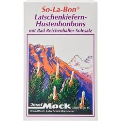 SOLE-LATSCHENKIEFERN Hustenbonbons So-La-Bon 500 g