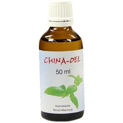 CHINA ÖL 50 ml