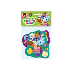 Magnetic Puzzle Baby Kuh-Katze (Kinderpuzzle)