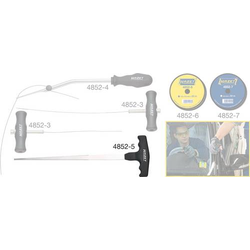 Hazet Ausglaswerkzeug-Satz / Drahtstarter 4852-5
