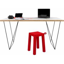 TemaHome Schreibtisch weiß