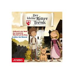 JUMBO Verlag Hörspiel CD Der kleine Ritter Trenk 1