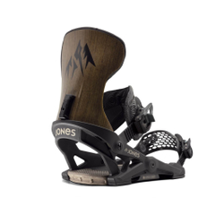 Jones Snowboard - Apollo Black - Snowboard Bindungen - Größe: L (43-47)