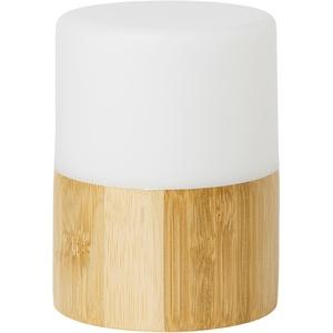 Duni LED Good Concept Bright, Bamboo 105 x 79 mm mit Klick-System, für LED's 1 Stück