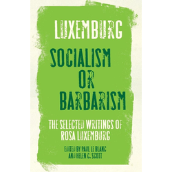 Rosa Luxemburg als Buch von Rosa Luxemburg