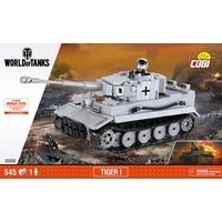 Cobi - Tiger I, World of Tanks, -